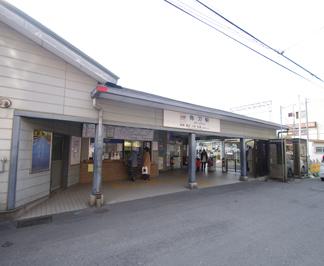 ●近鉄大阪線「弥刀」駅