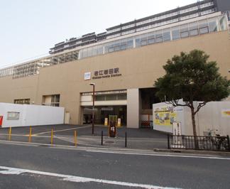 ●近鉄大阪線「若江岩田」駅