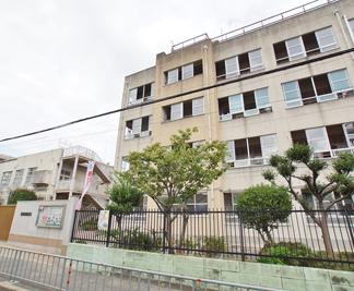 ●高井田中学校