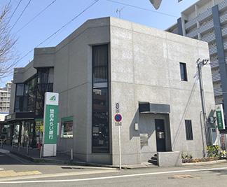 ●関西みらい銀行 高井田支店