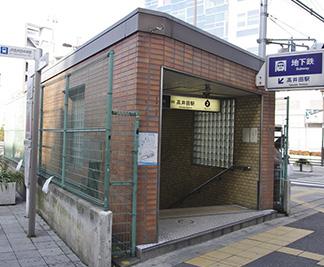 ●大阪メトロ中央線「高井田」駅
