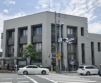 ●三井住友銀行 城東支店