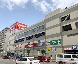 ●関西スーパー・ジョーシン蒲生店